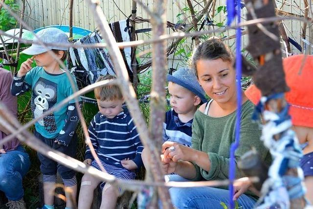 Die Gemeinde Binzen muss einen privaten Hofkindergarten fördern