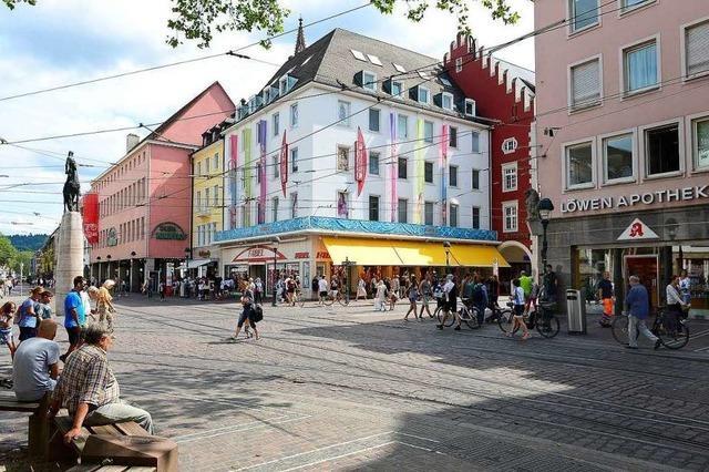 Schweizer Investor hat Premium-Immobilie am Bertoldsbrunnen gekauft