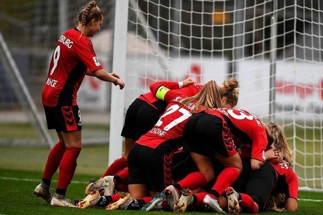 Der SV Gottenheim feiert 25 Jahre Frauenfußball