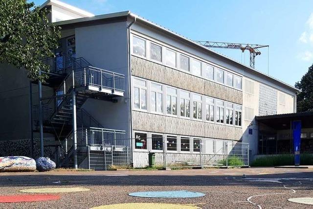 Ferienzeit ist Bauzeit in Rheinfeldens Schulen