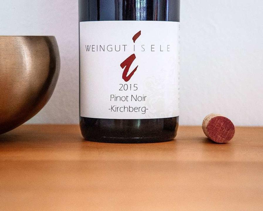 Ein komplexer fruchtiger Pinot Noir vom Kirchberg  | Foto: Michael Wissing