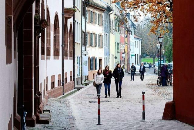 20-Jähriger bei versuchtem Raub in der Freiburger Altstadt mit Messer bedroht