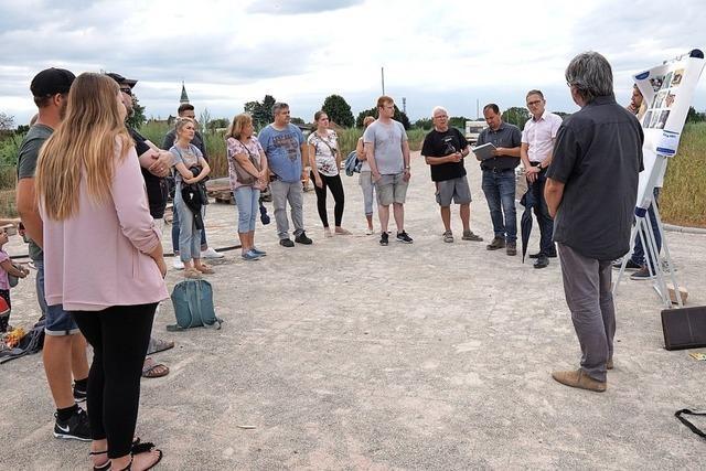 Entwurf für Spielplatz im Neubaugebiet steht