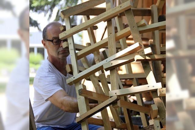 Barocke Möbel in Schieflage bringen