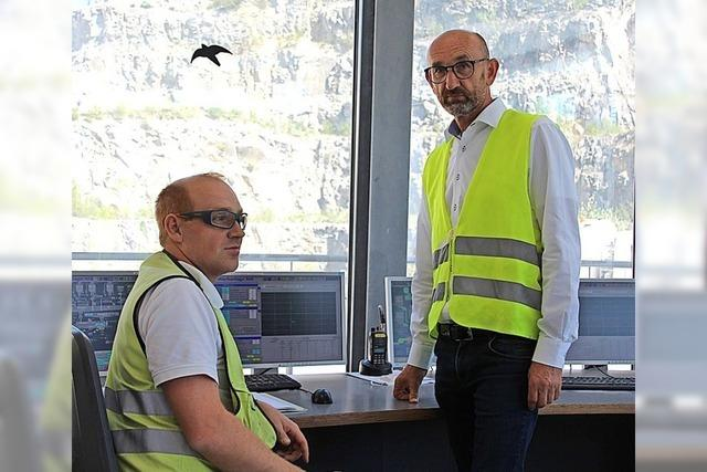 Hauri: Kein Asbest im Phonolith