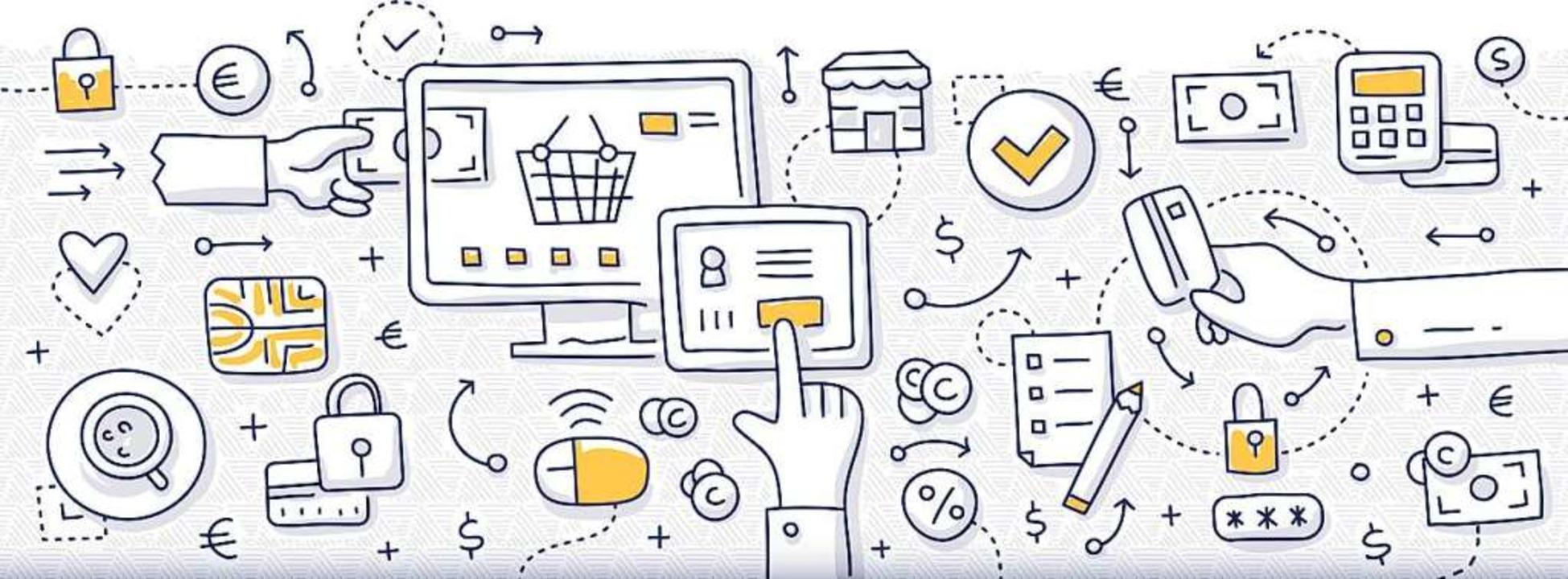 Sicherer soll das Onlinebanking werden, aber es wird auch unbequemer.  | Foto: Rassco (adobe.stock.com)
