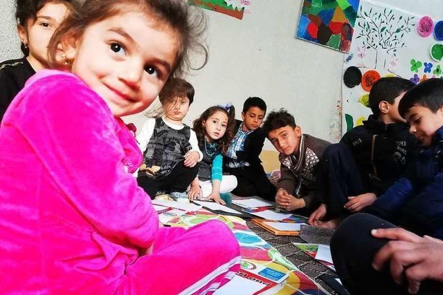 Viele Kenzinger und Bahlinger engagieren sich für die vertriebenen Jesiden im Nordirak