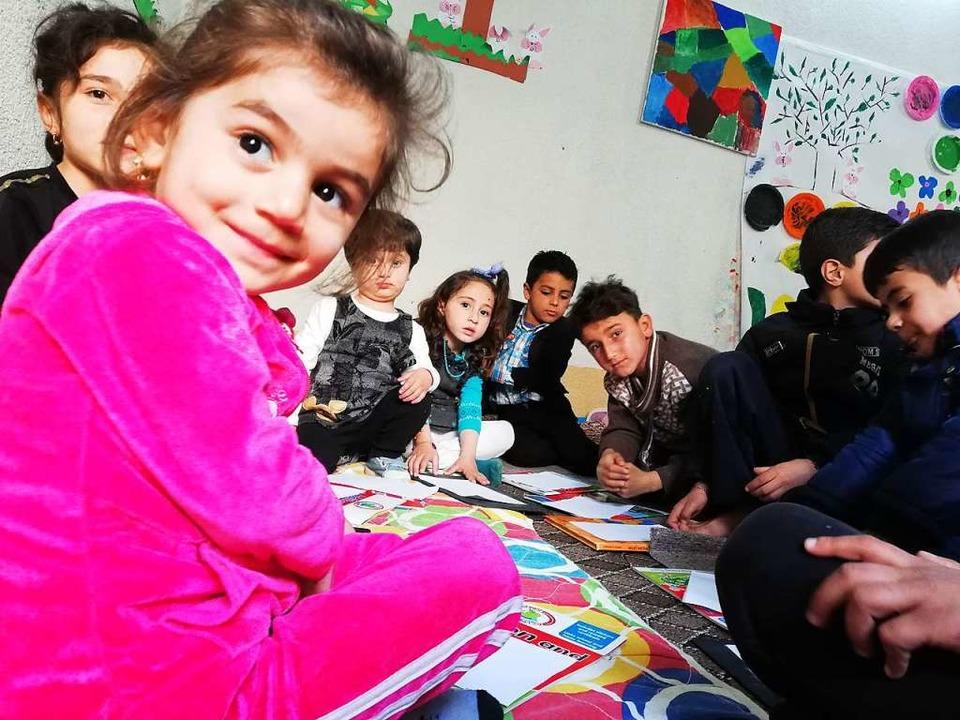 Der Kenzinger Verein Zarok engagiert s...ür traumatisierte Kinder. (Archivbild)  | Foto: Verein Zarok