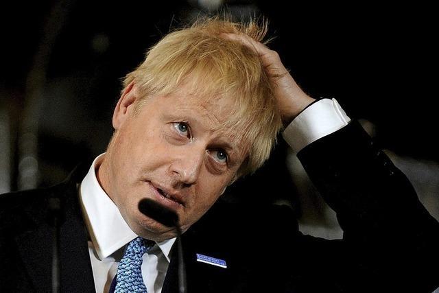 Für Johnson wird es schwieriger