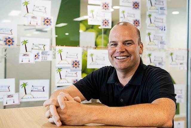 Christian Steiger ist neuer Geschäftsführer der Haufe-Gruppe