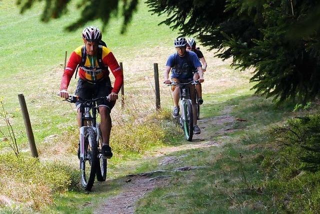 Eine neue Karte zeigt alle Mountainbikestrecken im Kanton Baselland