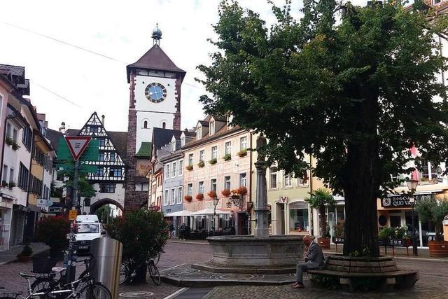 Wer in der Freiburger Innenstadt lebt, hat oft Halligalli vor der Haustür