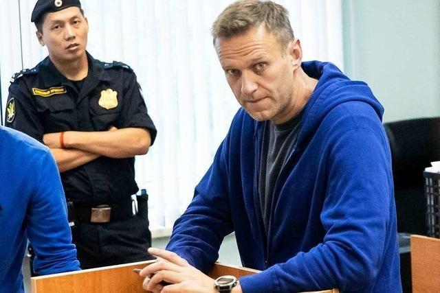 Russische Justiz ermittelt gegen Anti-Korruptions-Stiftung von Nawalny