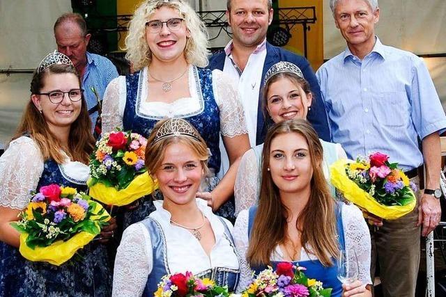 Fotos: Markgräfler Weinfest 2019 in Staufen