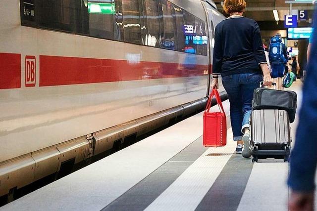 Niedrigere Mehrwertsteuer für die Bahn?