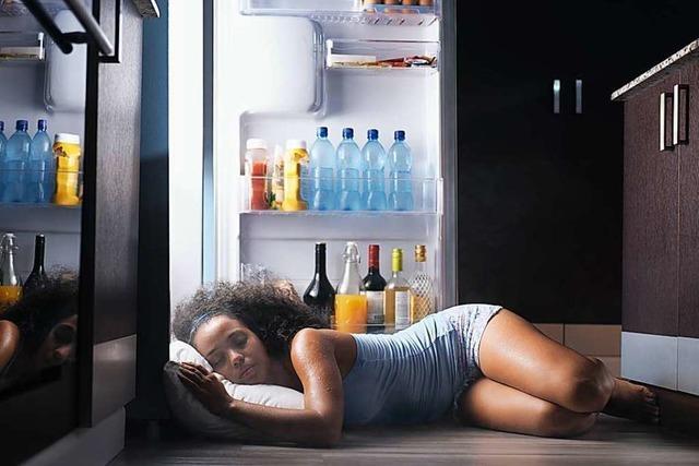 Gegen die Sommerhitze: Fischer Küchen aus Gutach verschenkt Kühlschränke