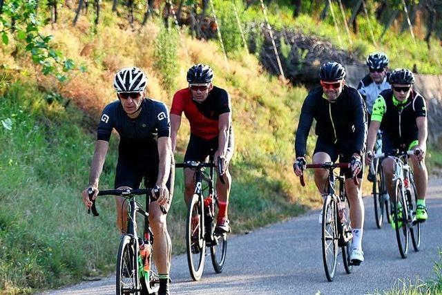 Mehr als 120 Teilnehmer aller Altersklassen bei Radtouristikfahrt