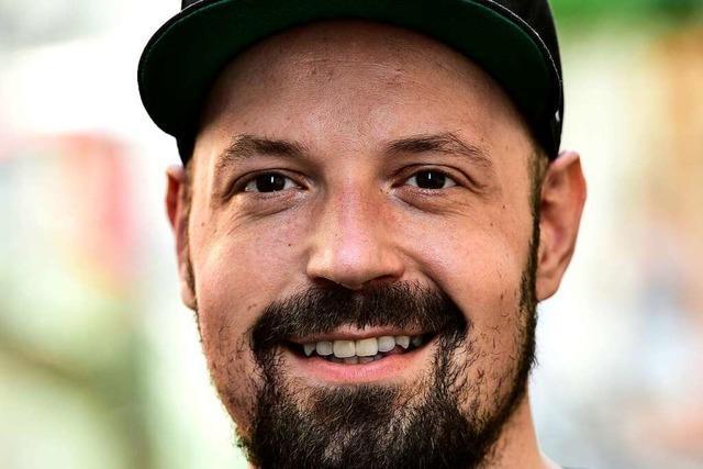 Felix Beuter, Grüne Alternative Freiburg: