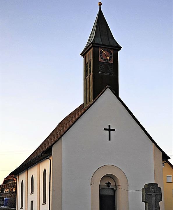 Die Ehrsberger Kapelle   | Foto: Paul Berger