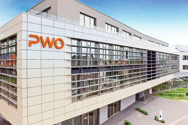 PWO erwartet mehr neue Aufträge