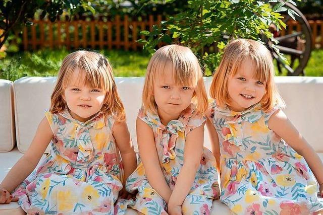 Mehrlinge: Wenn drei Babys auf einmal kommen