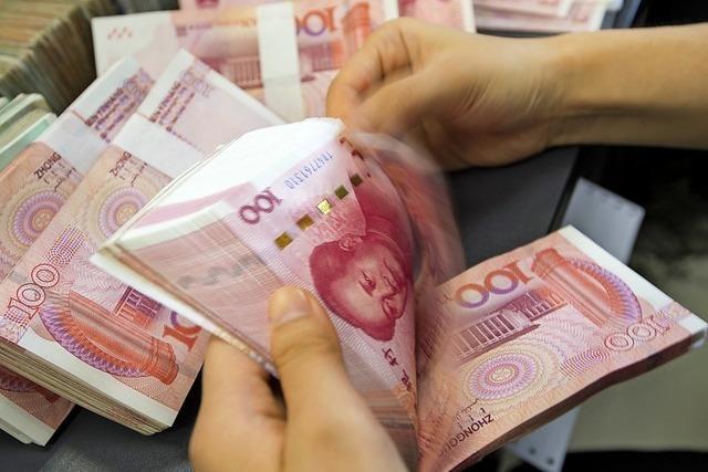 China nutzt die Währung als Waffe