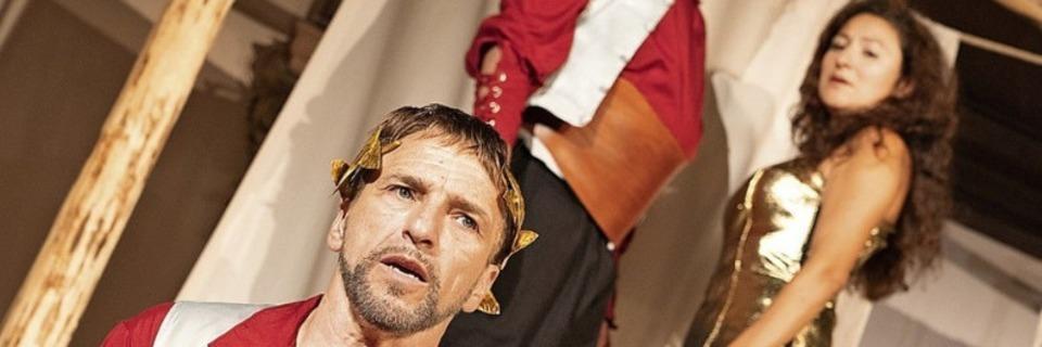 Das Wallgraben Theater zeigt Peter Hacks'