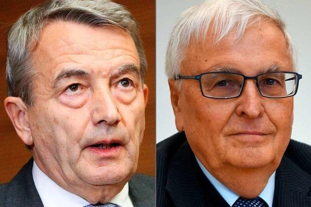 Schweizer Behörde erhebt Anklage gegen Ex-DFB-Funktionäre