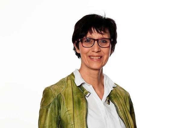 Der neuen Gemeinderätin Michaela Karl liegen historische Themen und Umwelt am Herzen
