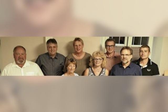 Ortschaftsrat in Steinenstadt verpflichtet
