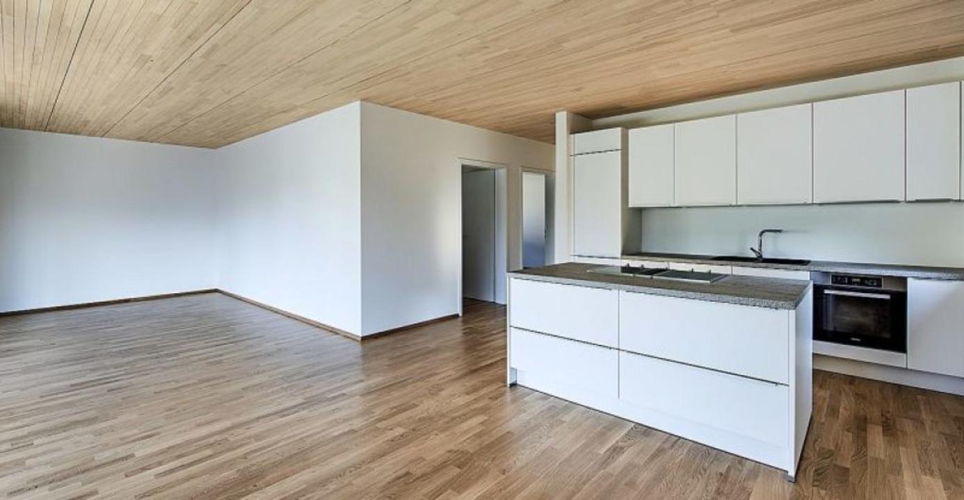 Holz dominiert die Innenräume.   | Foto: Dieter Ertel