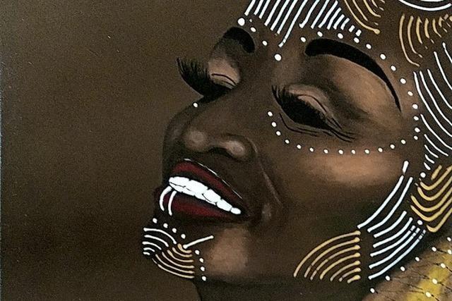 Afrikanische Schönheiten