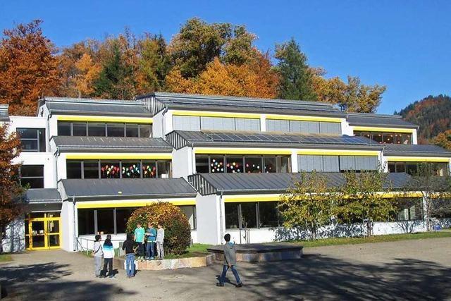 Die Konstruktion seiner Gemeinschaftsschule sei für die Region ideal, sagt Roland Willmann
