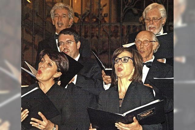 Venezianische Mehrchörigkeit im Dom