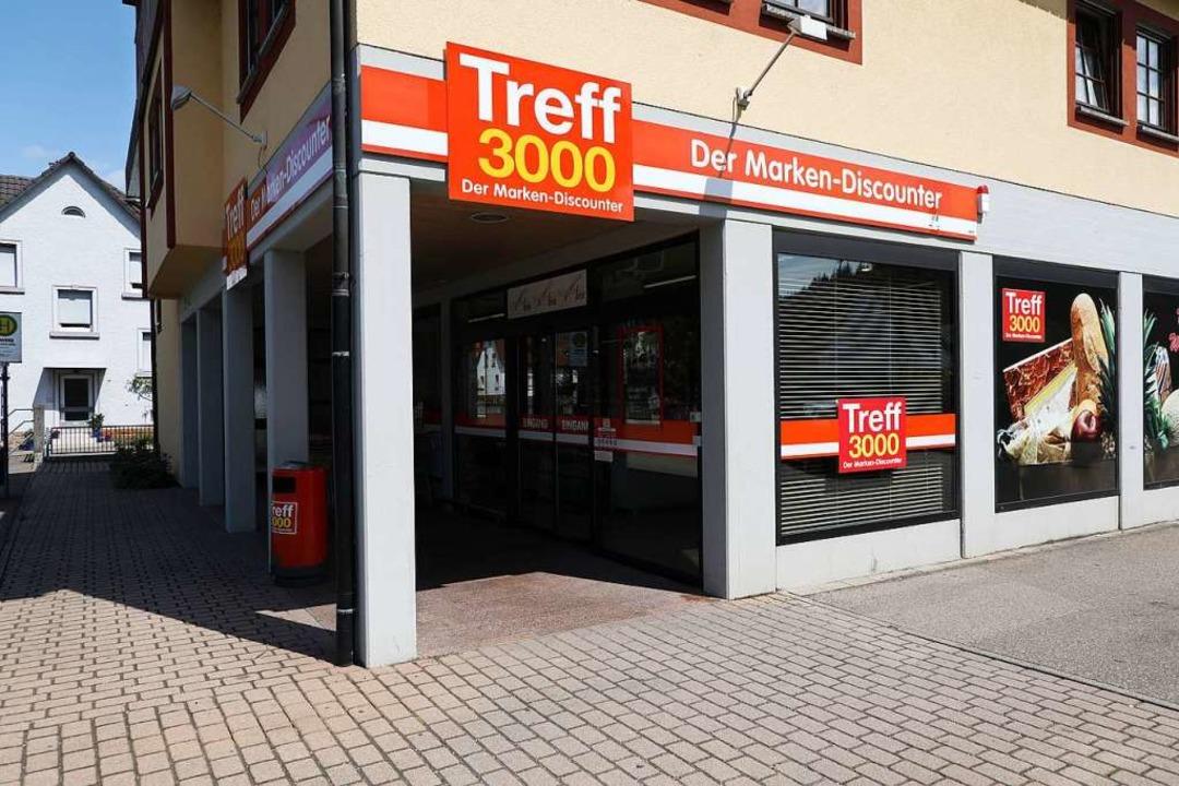 Der Treff in der Lahrer Straße wird zu Edeka.  | Foto: Christoph Breithaupt