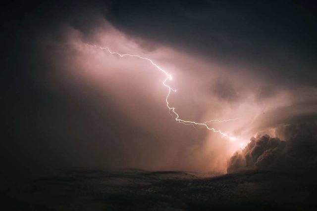 Blitz war wohl Ursache für einen Dachstuhlbrand