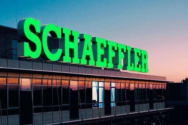 Reaktion auf Autokrise: Schließtage im Lahrer Schaeffler-Werk
