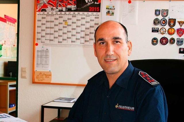 Stadt Schopfheim beurlaubt ihren Feuerwehr-Kommandanten