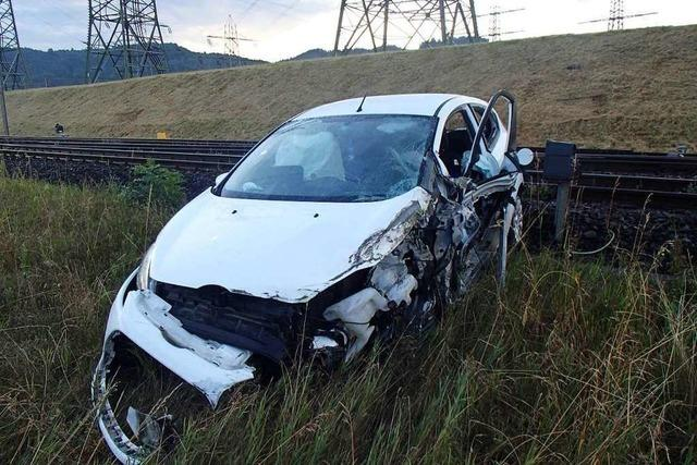 Autofahrer schläft ein – Kollision mit Lkw