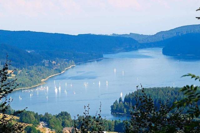 Warum der Pegelstand des Schluchsees ein Streitfall vor Gericht ist