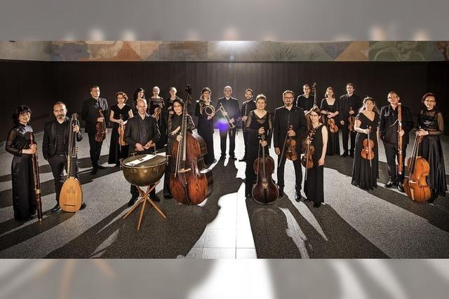 Caprissio Barockorchester eröffnet Jubiläumsjahr in Rheinfelden/Schweiz