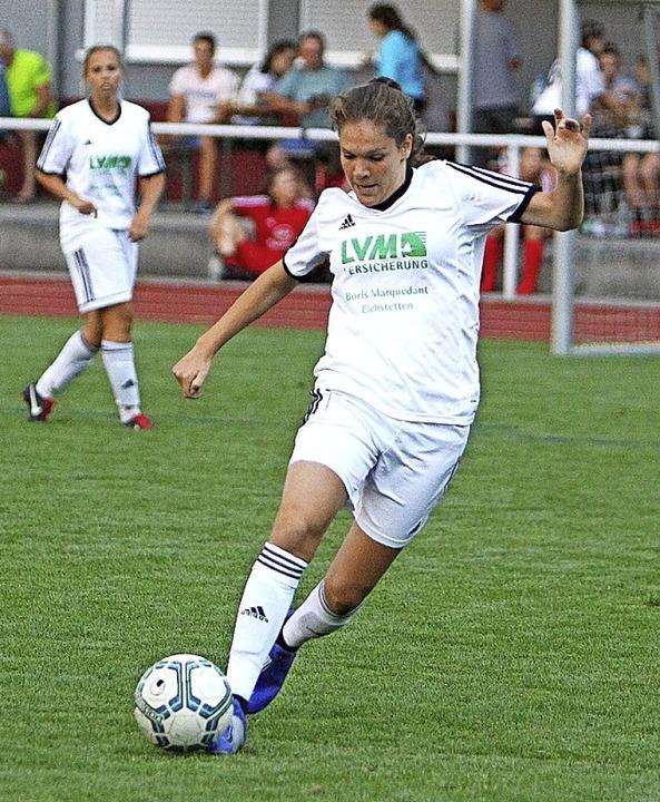 Im Halbfinale konnten sich die Frauen ...konkurrenten VfB Unzhurst durchsetzen.  | Foto: Daniel Hengst