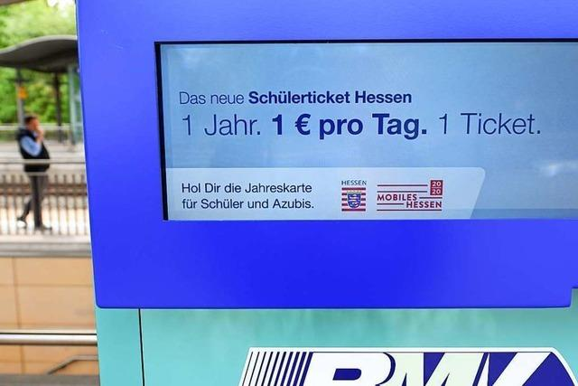 Kaum noch Chancen für 365-Euro-Ticket für Schüler in Baden-Württemberg