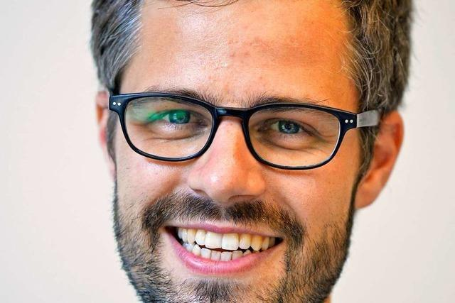 Julien Bender, SPD Freiburg: