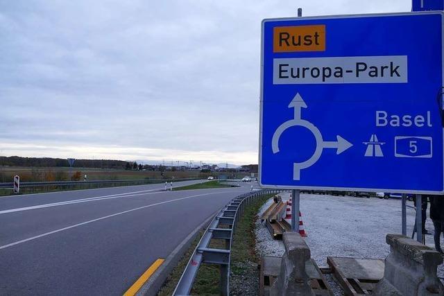 Der Bypass an Autobahn 5 wird gesperrt