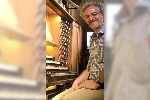 Die Orgel als großes Orchester