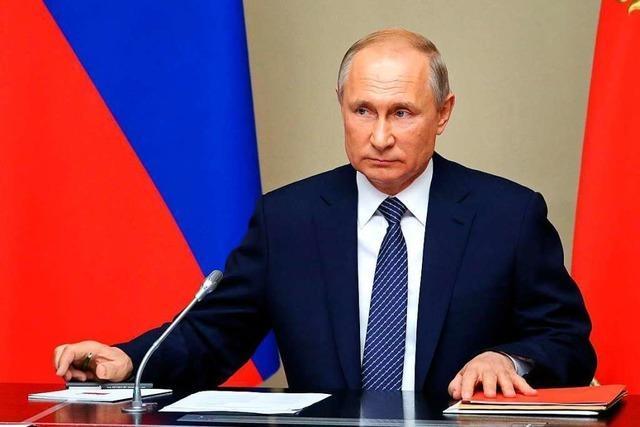 Putin hat Russland in eine Autokratie mit Zügen einer Diktatur verwandelt