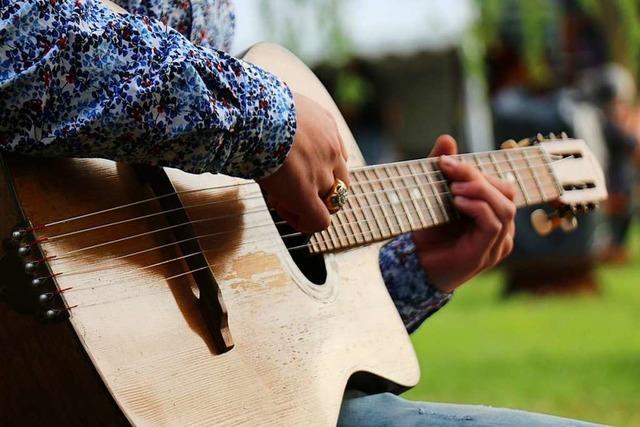 Konzert mit historischer Gitarre in der Himmelspforte