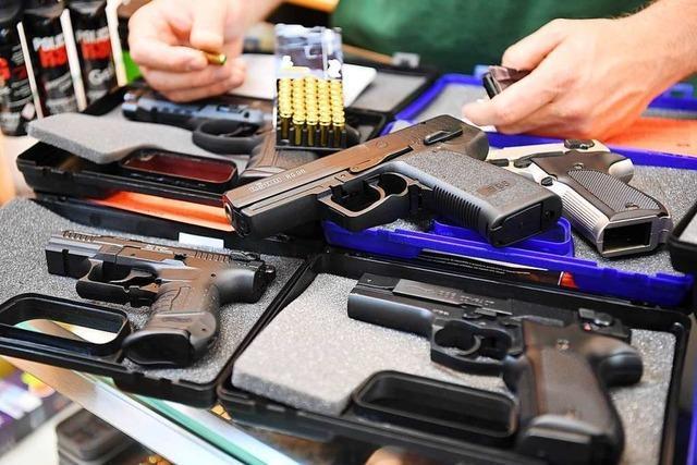 Waffen lösen keine Probleme