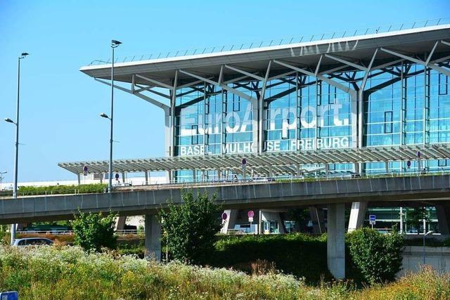 Der Bahnanschluss für den Euroairport Basel rückt näher
